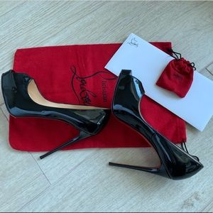 "Christian Louboutin ""New Very Prive"" Heels"